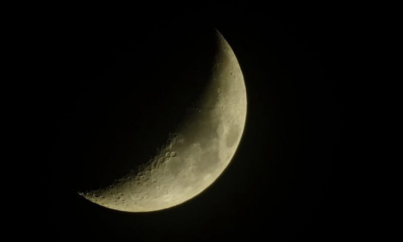 2007年10月中国首颗绕月探测卫星